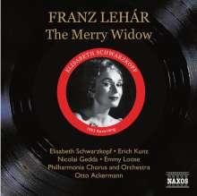 Franz Lehar (1870-1948): Die lustige Witwe, CD