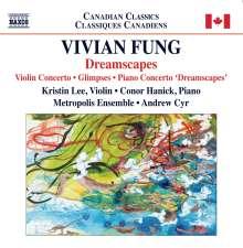 """Vivian Fung (geb. 1975): Klavierkonzert """"Dreamscapes"""", CD"""