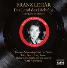 Franz Lehar (1870-1948): Das Land des Lächelns, 2 CDs