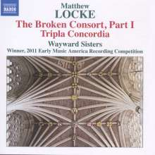 Matthew Locke (1622-1677): The Broken Consort (Part I), CD