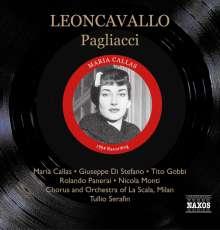 Ruggero Leoncavallo (1858-1919): I Pagliacci, 2 CDs