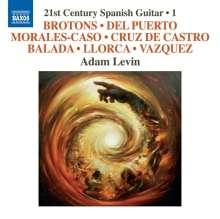 21st Century Spanish Guitar Vol.1, CD