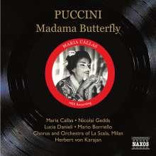 Giacomo Puccini (1858-1924): Madama Butterfly, 2 CDs