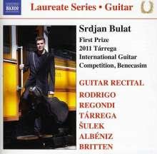 Srdjan Bulat,Gitarre, CD