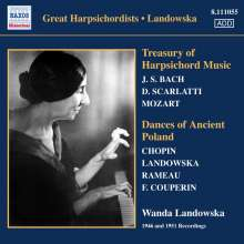 Wanda Landowska - Treasury of Harpsichord Music, CD