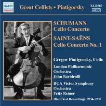 Robert Schumann (1810-1856): Cellokonzert op.129, CD