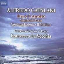Alfredo Catalani (1854-1893): Orchesterwerke, CD