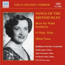 Kathleen Ferrier - Songs of the British Isles, CD