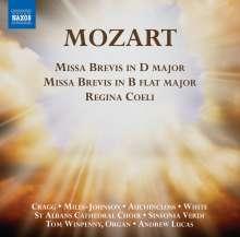 Wolfgang Amadeus Mozart (1756-1791): Messen KV 194 & 275, CD