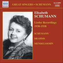 Elisabeth Schumann - Lieder Recordings, CD