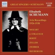Elisabeth Schumann - Aria Recordings 1926-1938, CD