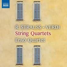 Giuseppe Verdi (1813-1901): Streichquartett e-moll, CD