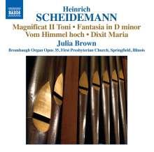 Heinrich Scheidemann (1596-1663): Sämtliche Orgelwerke Vol.7, CD
