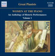 Women at the Piano Vol.1, CD