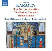 Kara Karayev (1918-1982): Ballettsuiten, CD