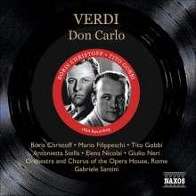 Giuseppe Verdi (1813-1901): Don Carlos, 3 CDs