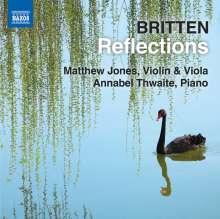 Benjamin Britten (1913-1976): Kammermusik, CD