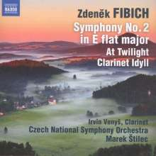Zdenek Fibich (1850-1900): Orchesterwerke Vol.2, CD