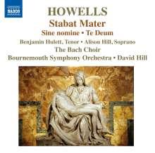 Herbert Howells (1892-1983): Stabat Mater, CD