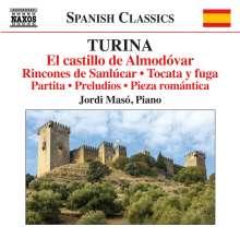 Joaquin Turina (1882-1949): Klavierwerke Vol.10, CD