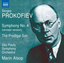 Serge Prokofieff (1891-1953): Symphonie Nr.4, CD
