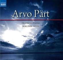 Arvo Pärt (geb. 1935): Geistliche Werke, 3 CDs
