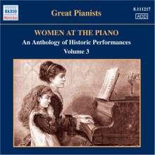 Women at the Piano Vol.3, CD