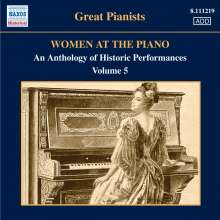 Women at the Piano Vol.5, CD