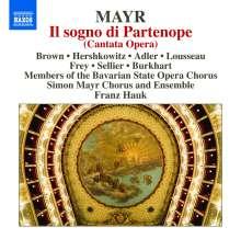 Johann Simon (Giovanni Simone) Mayr (1763-1845): Il sogno di Partenope, CD