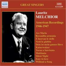 Lauritz Melchior - American Recordings, CD