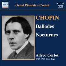 Frederic Chopin (1810-1849): Balladen Nr.1-4, CD