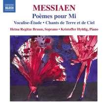 Olivier Messiaen (1908-1992): Poemes pour mi, CD