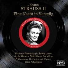 Johann Strauss II (1825-1899): Eine Nacht in Venedig, CD