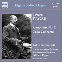 Edward Elgar (1857-1934): Elgar conducts Elgar, CD