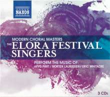Elora Festival Singers, 3 CDs