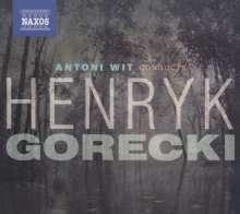 Antoni Wit conducts Henryk Gorecki, 3 CDs