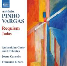 Antonio Pinho Vargas (geb. 1951): Requiem, CD