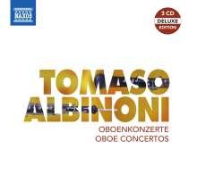 Oboenkonzerte, 3 CDs