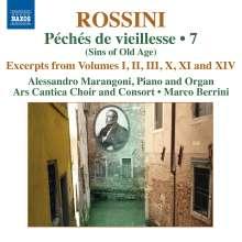 Gioacchino Rossini (1792-1868): Sämtliche Klavierwerke Vol.7, CD