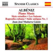 Isaac Albeniz (1860-1909): Klavierwerke Vol.5, CD