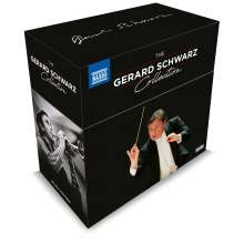 The Gerard Schwarz Collection - Dirigent & Trompeter, 30 CDs