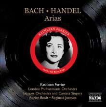 Kathleen Ferrier singt Bach & Händel, CD
