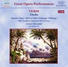 Giuseppe Verdi (1813-1901): Otello, 2 CDs