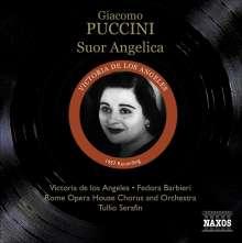 Giacomo Puccini (1858-1924): Suor Angelica, CD