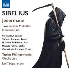 Jean Sibelius (1865-1957): Jedermann op.83 (Bühnenmusik), CD