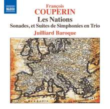 Francois Couperin (1668-1733): Les Nations, CD