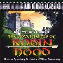Erich Wolfgang Korngold (1897-1957): Filmmusik: Robin Hood (Filmmusik), CD