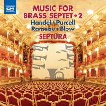 Septura - Music For Brass Septet Vol.2, CD