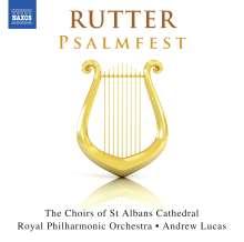 John Rutter (geb. 1945): Psalmfest, CD