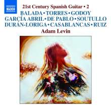21st Century Spanish Guitar Vol.2, CD